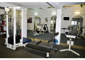 Zdjęcia siłowni